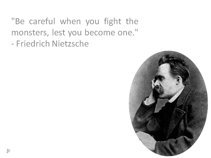 nietzsches view on religion The death of god didn't strike nietzsche as an entirely good thing without a god, the basic belief system of western europe was in jeopardy.