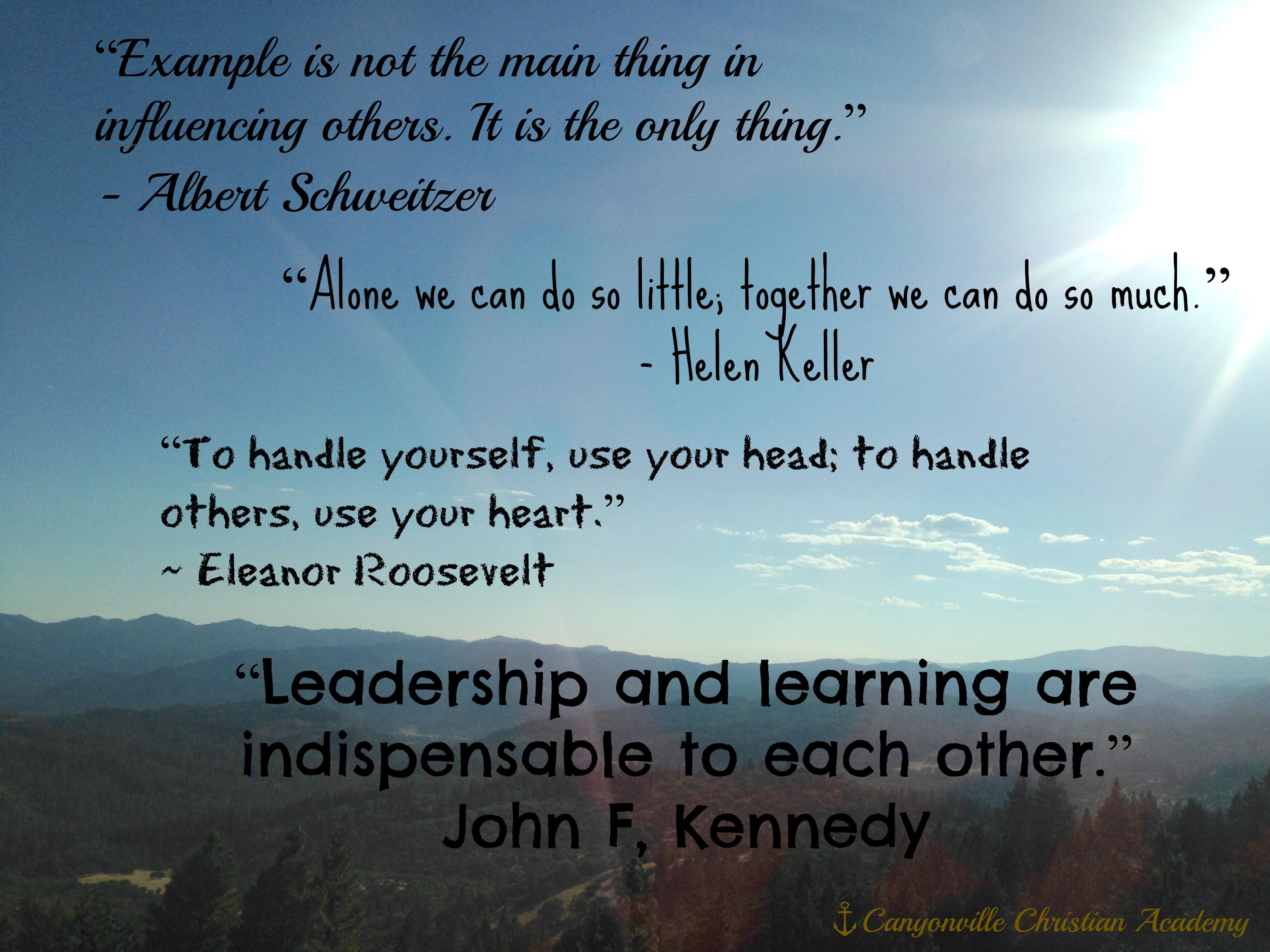 christian quotes encouragement leadership quotesgram