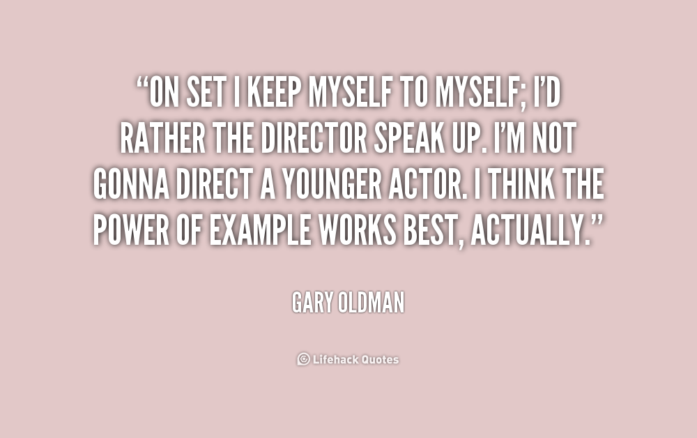 I Keep To Myself Quotes. QuotesGram