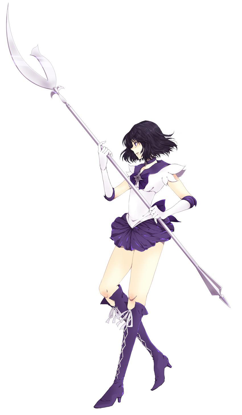 Sailor saturn photo 8
