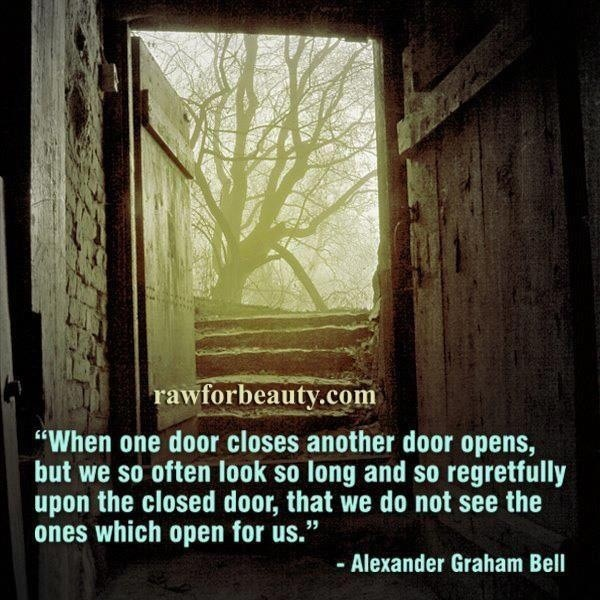 Another Door Opens Quotes Quotesgram