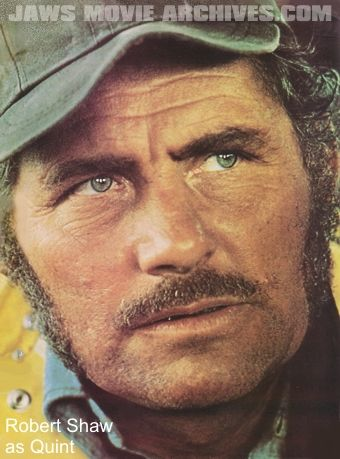 Quotes From Robert Shaw Jaws. QuotesGram