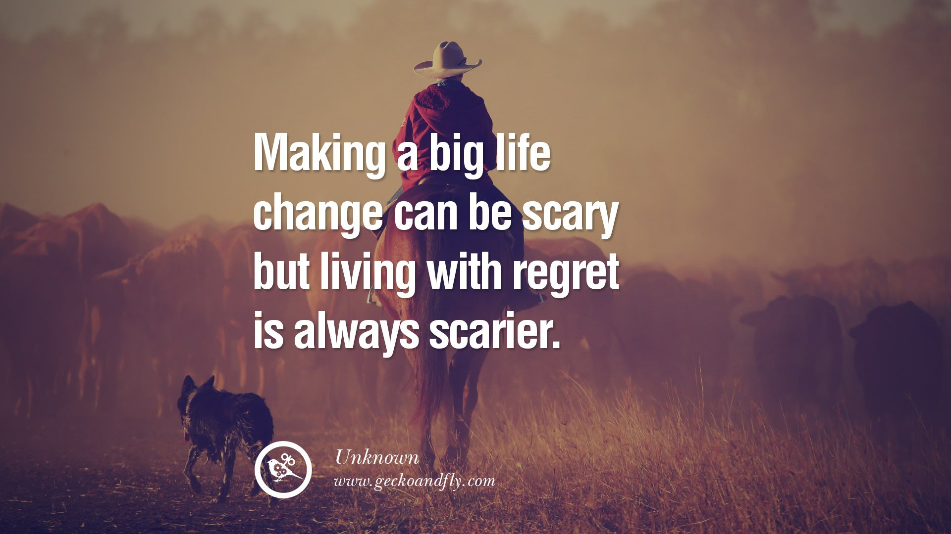 Change Can Be Scary Quotes Quotesgram