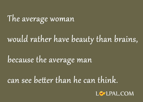 beauty vs brains The longetivity of brains over beauty by anonymous_htwwfd.