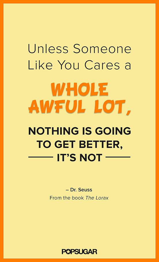 The Lorax Book Quotes. QuotesGram
