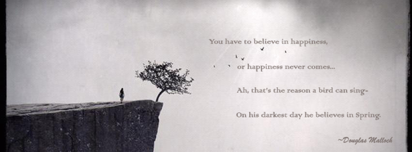 Facebook Cover Photos Quotes About Happiness: I Choose To Be Happy Quotes For Fb Cover. QuotesGram