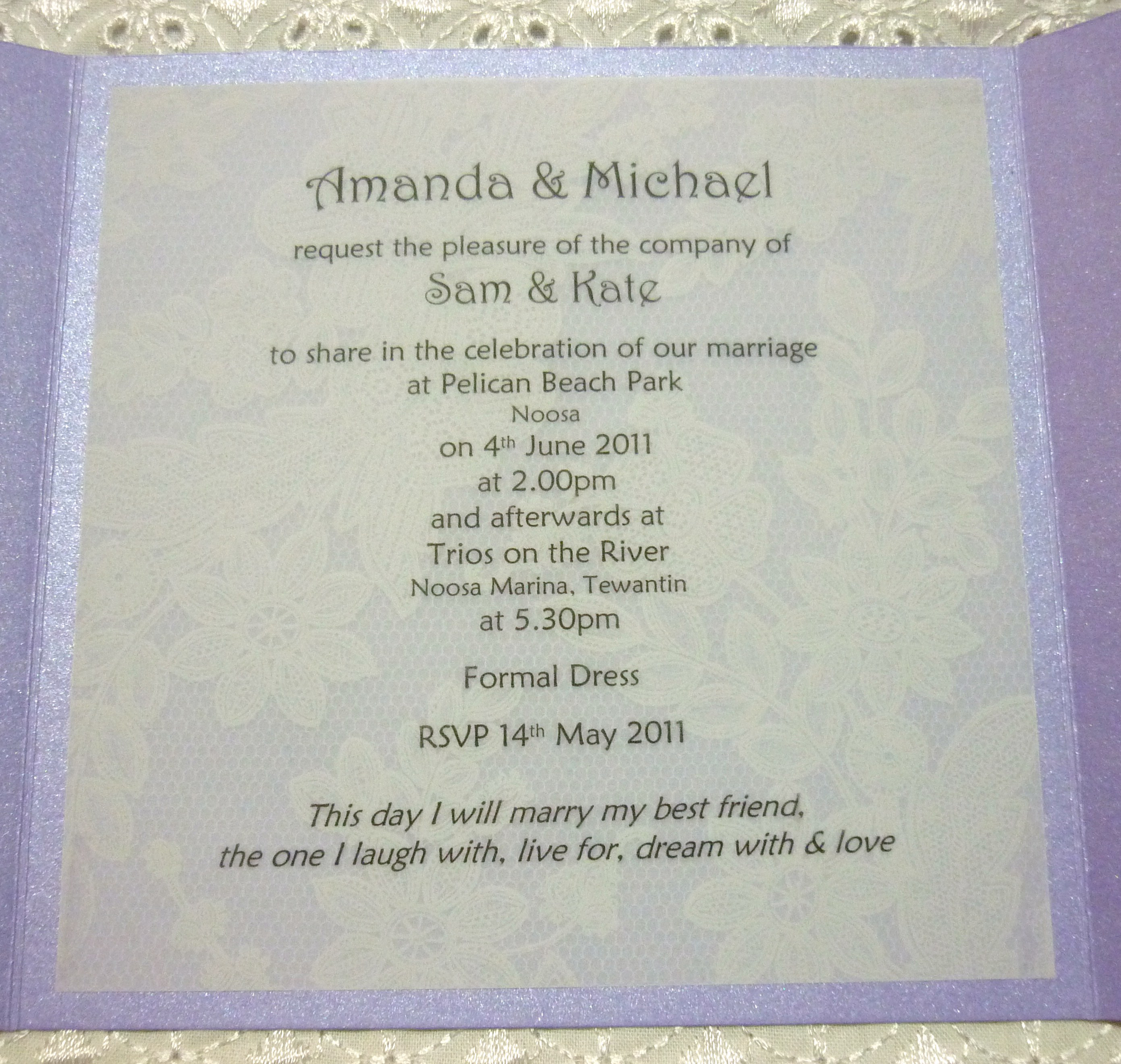 Quote For Wedding Invitation: Wedding Invitation Quotes. QuotesGram