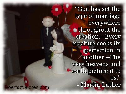 Christian Wedding Quotes QuotesGram
