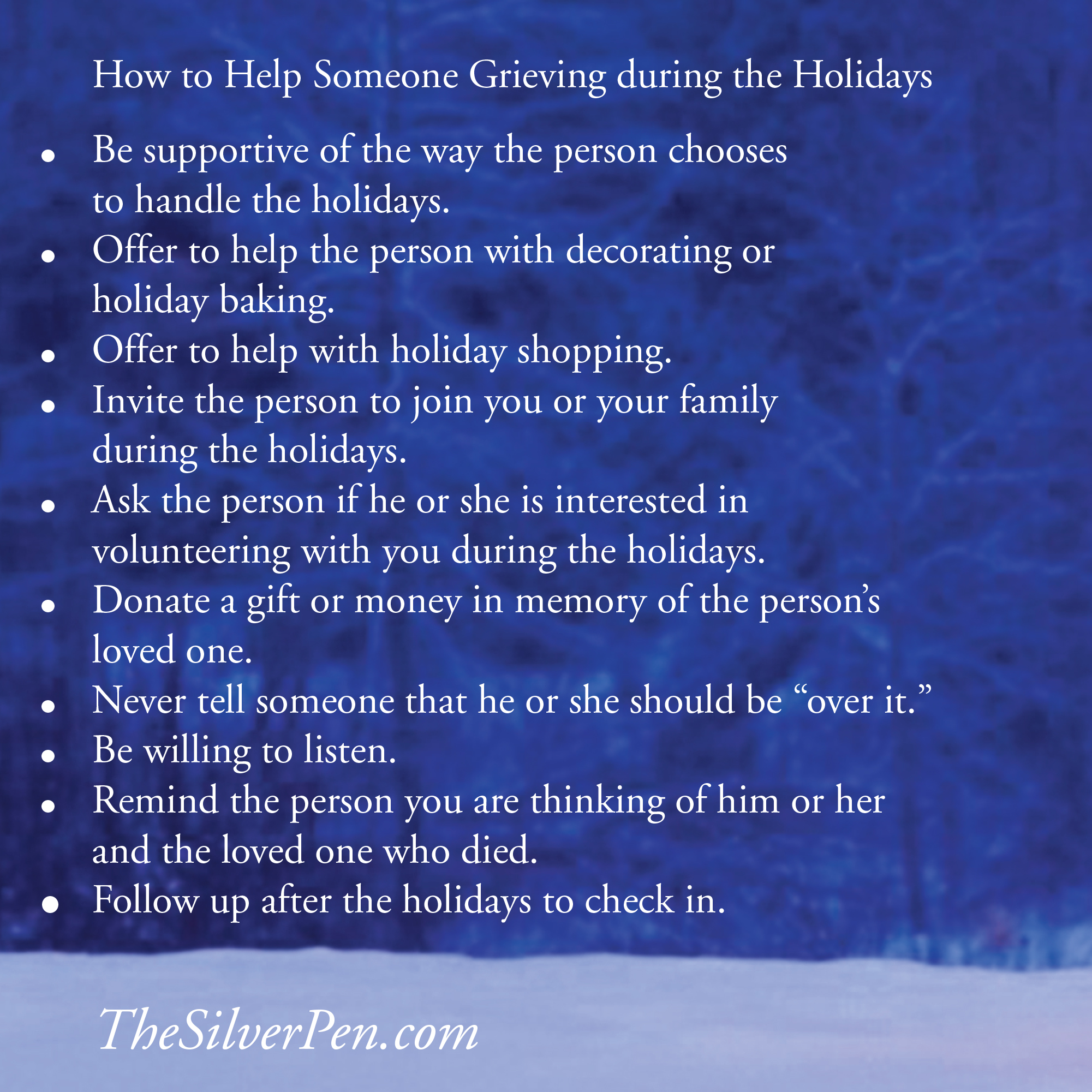 Christmas Quotes Loss Loved One: Holiday Grief Quotes. QuotesGram