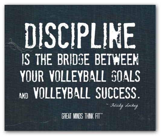 Motivational Quotes For Sports Teams: Inspirational Volleyball Quotes. QuotesGram