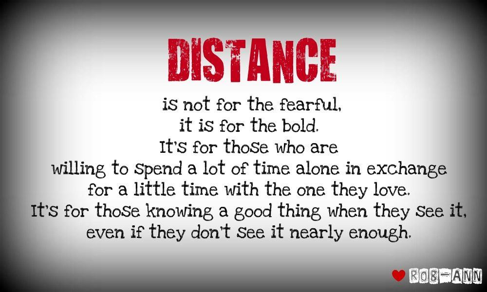 long distance relationship friendship quotes