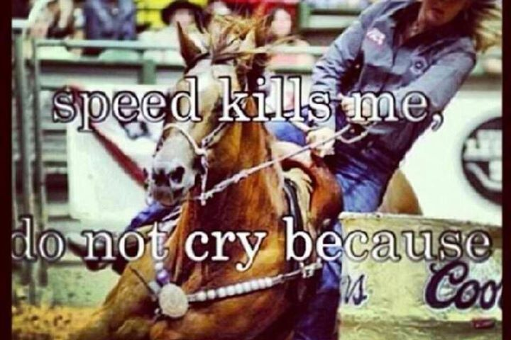 Barrel Racing Q...