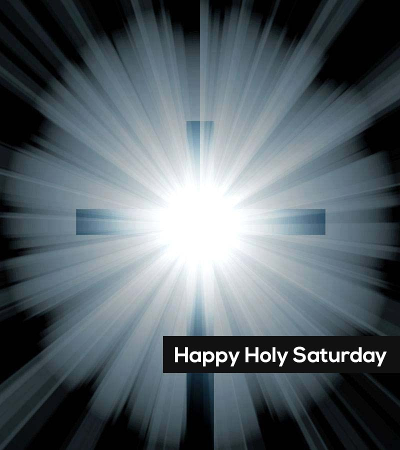 Holy saturday quotes