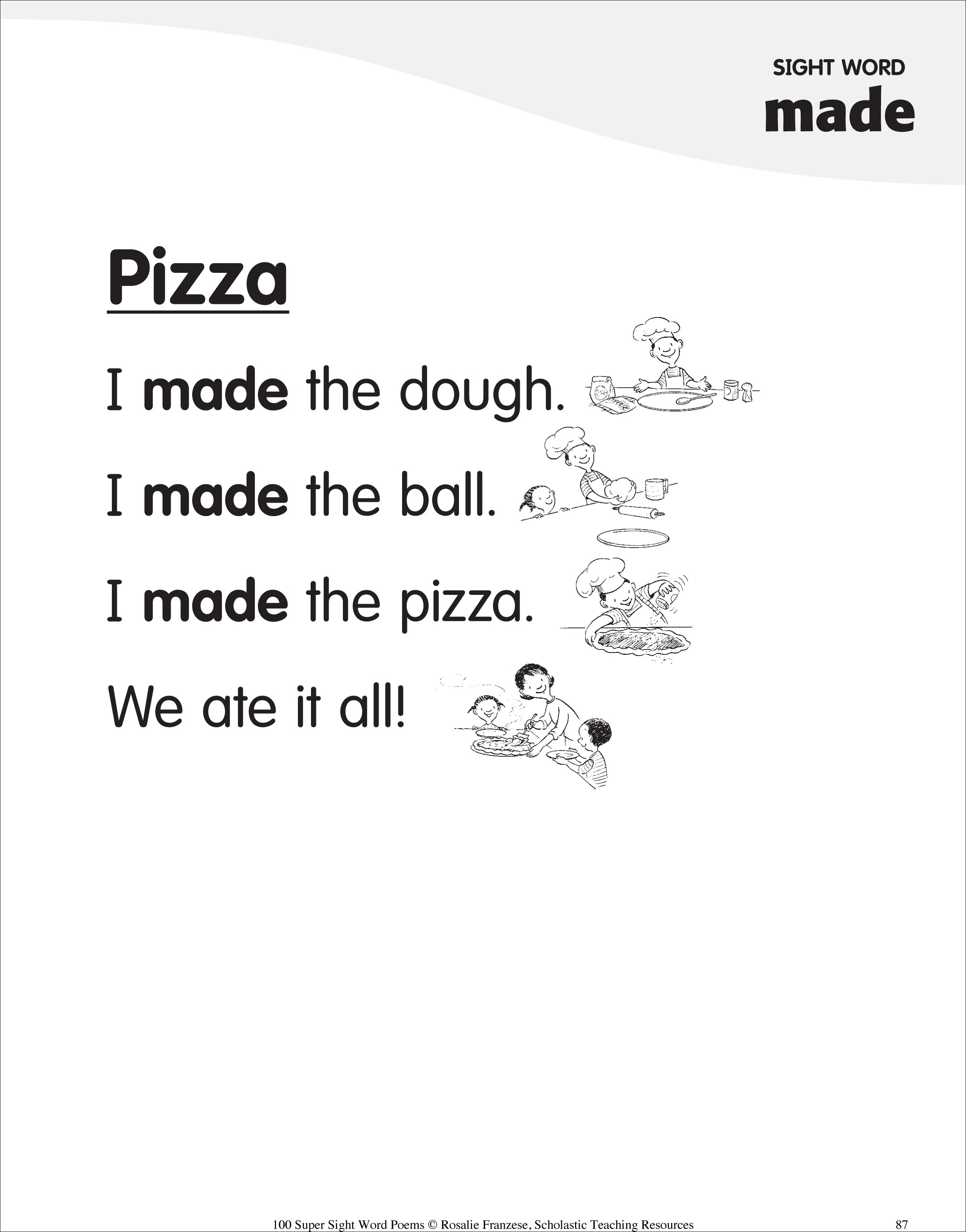 Pizza Poems Or Quotes. QuotesGram