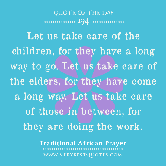 Inspirational Quotes For Kindness Day: Day Care Inspirational Quotes. QuotesGram