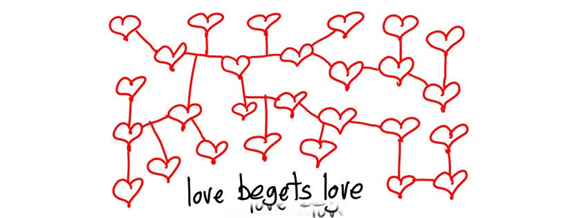 love begets love Follow/fav the forsaken: love begets love by: fearhim on the same day he's to be challenged by his father to agni kai, zuko's life changes forever during a sparring match with azula that will lead to bloodshed, revelations, and tragedy as the two realize neither was born lucky.