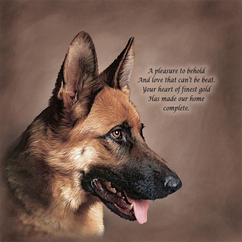 German Shepherd Dog Quotes Quotesgram