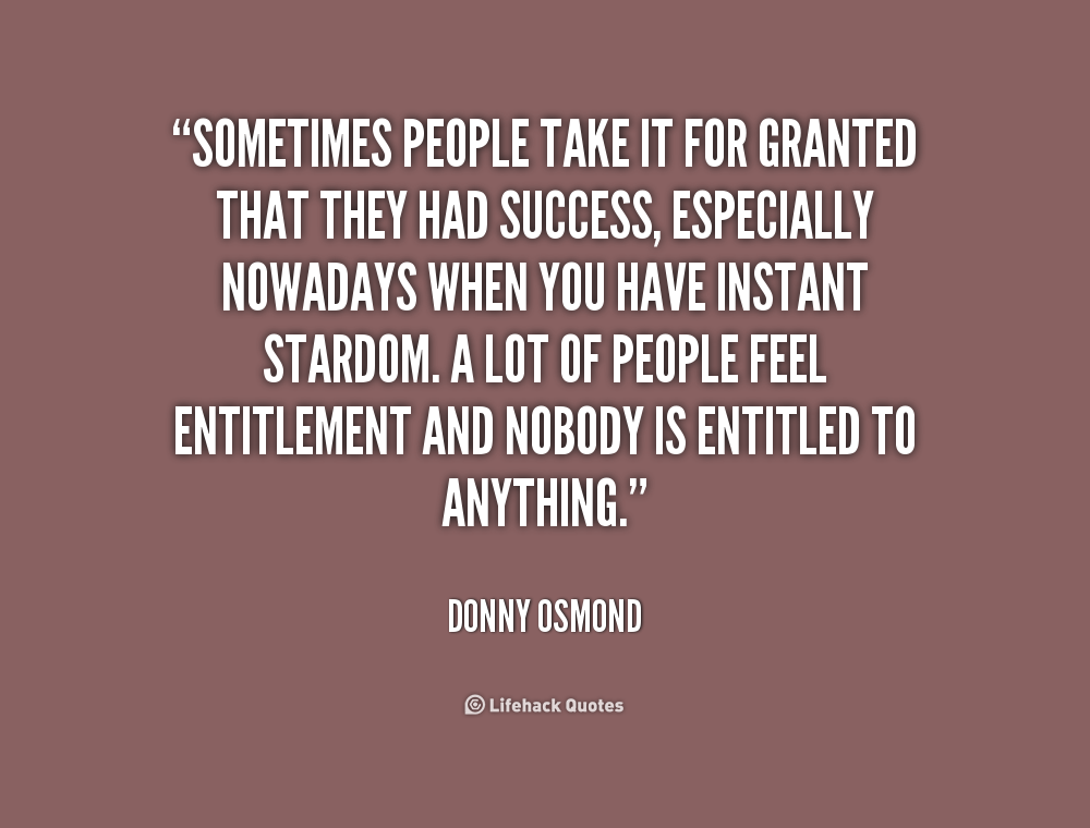 Taking Family For Granted Quotes. QuotesGram