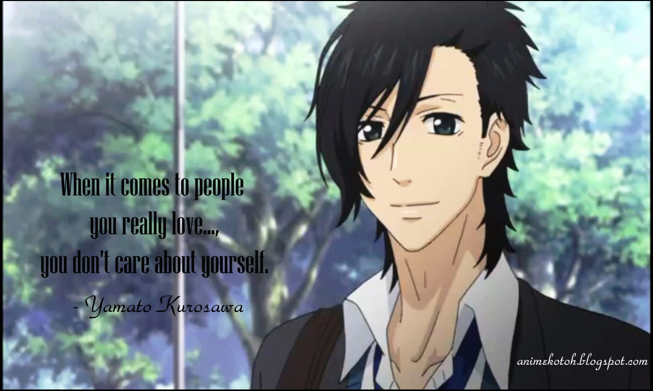 Anime Quotes: Anime Couple I Love You Quotes. QuotesGram