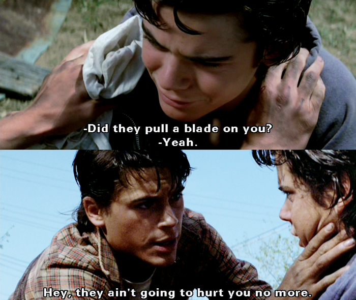 What Page Number Is The Quote Stay Gold Ponyboy On: Cherry To Ponyboy The Outsiders Quotes. QuotesGram