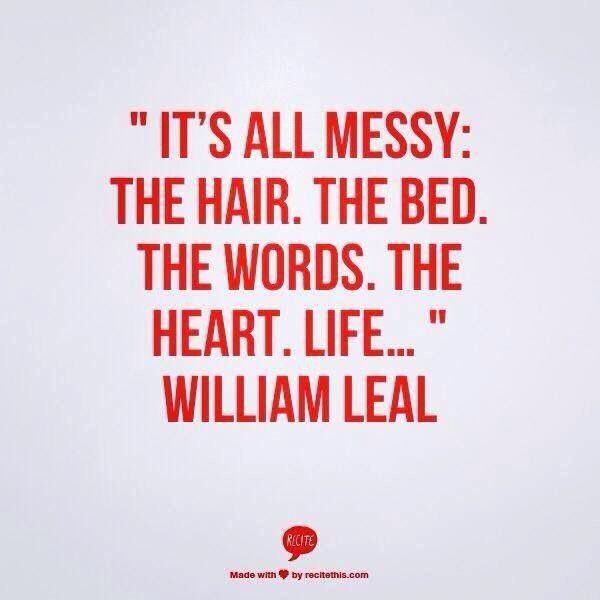 Messed Up Life Quotes: Messy Room Quotes. QuotesGram