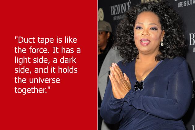 Stupid Oprah Quotes. QuotesGram