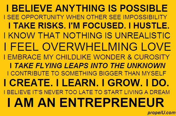 i am an entrepreneur quotes - photo #6