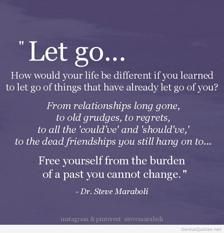 Quotes About Moving On And Letting Go Of Friends: Let Things Be Quotes. QuotesGram