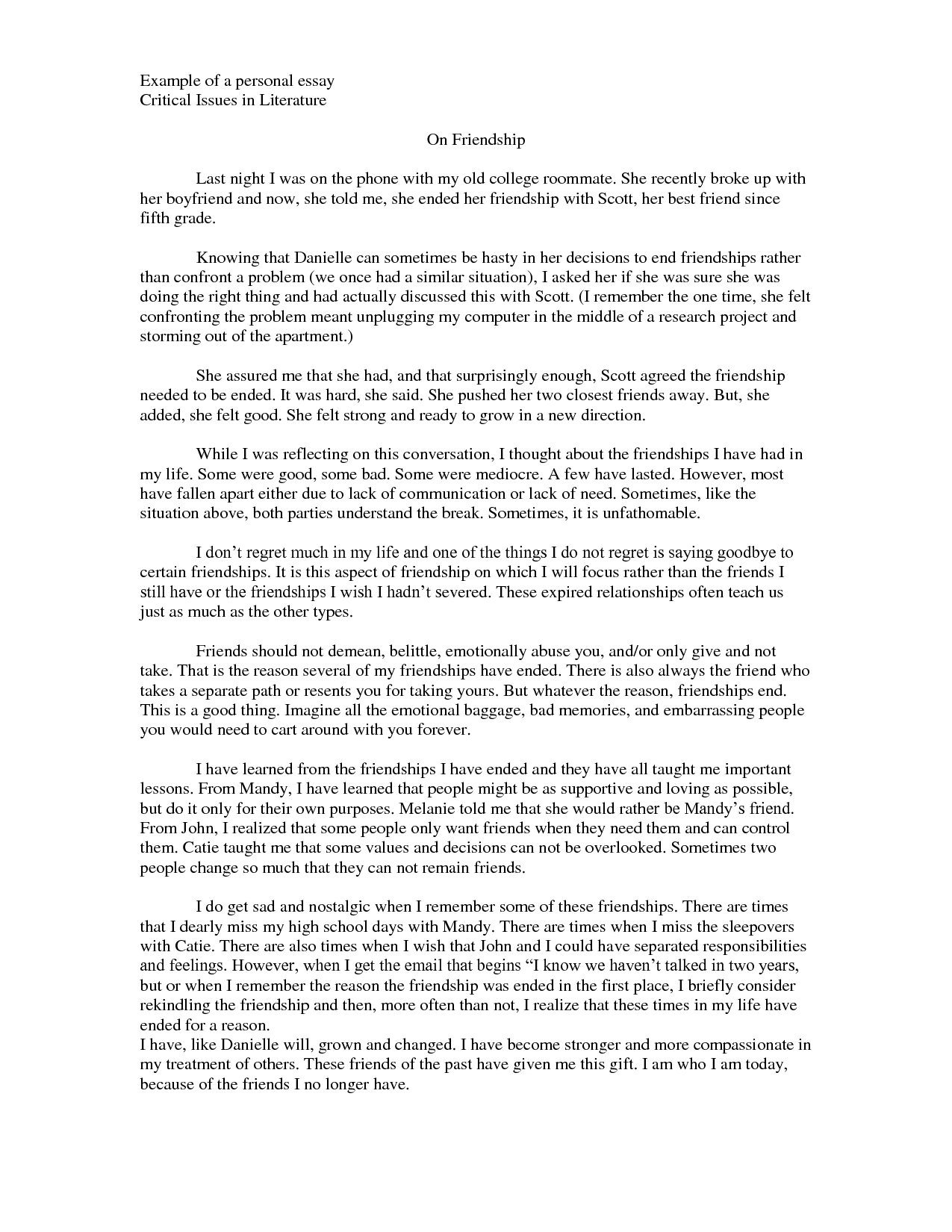 Why did the titanic sink essay
