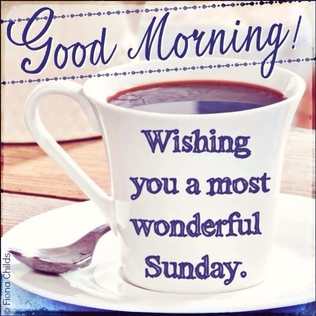Its Sunday Good Morning Quotes Quotesgram