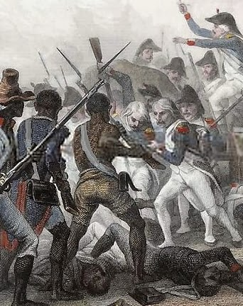 haitian and french revolution The origin of the haitian revolution can ironically be traced to the revolution that started in their mother country france in 1789 in that year, the french people rallied and motivated by the watchwords of liberty, fraternity and equality decided to begin the process that would radically change.