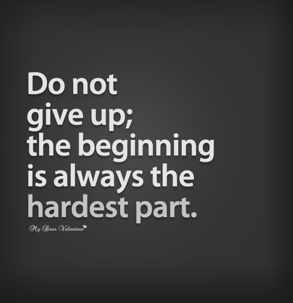 Famous Quotes About Not Giving Up. QuotesGram