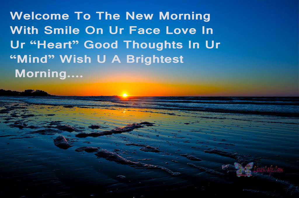 Good Morning Quotes With Nature : Nature in the morning quotes quotesgram