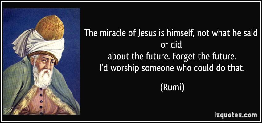 Rumi jesus