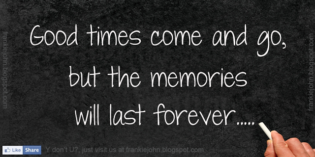 Thanks For The Memories Quotes Quotesgram