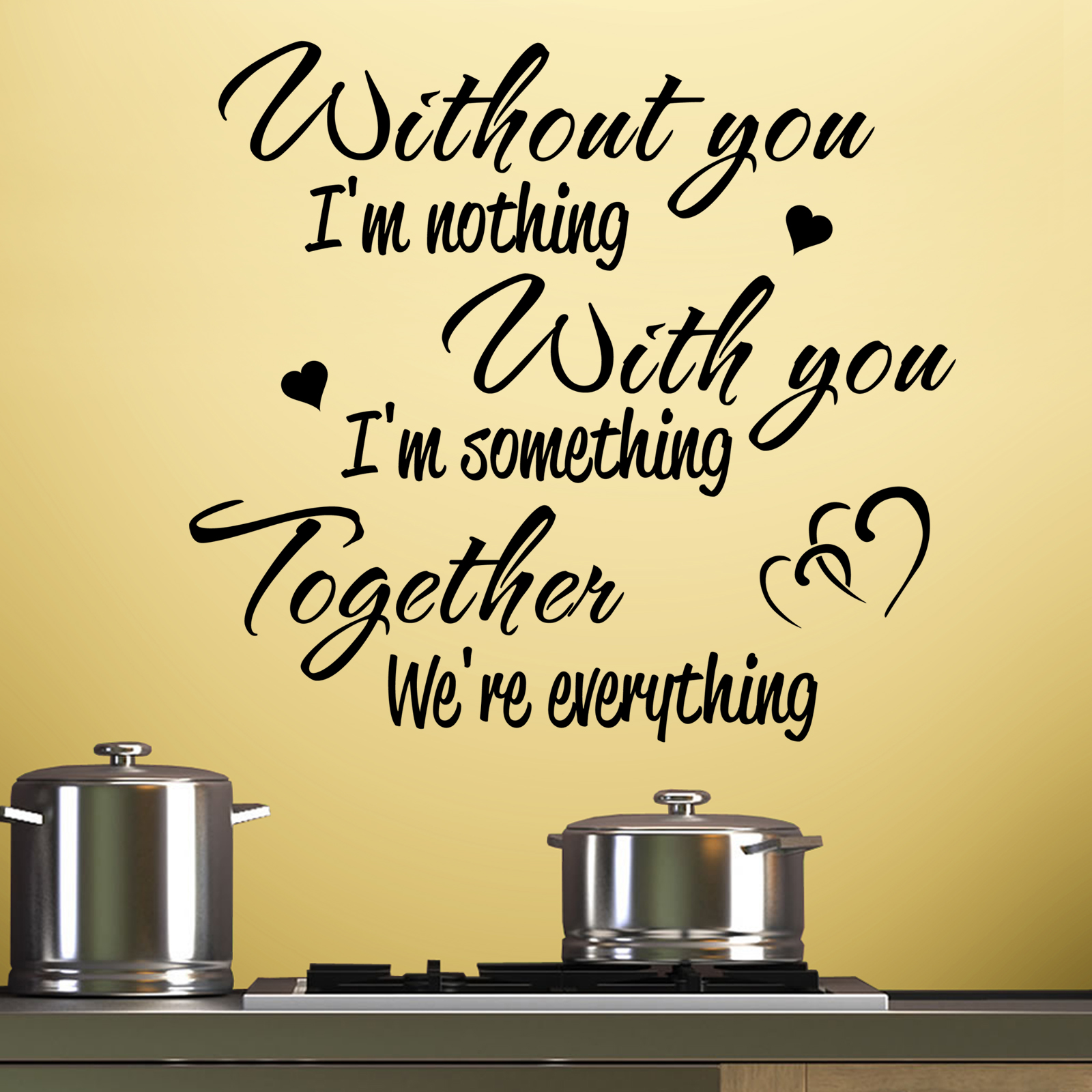 Im Nothing Without You Quotes. QuotesGram |Without You Quotes