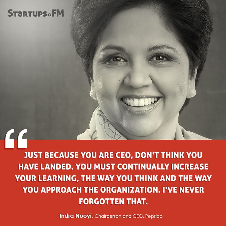 Indra Nooyi Quotes On Women Quotesgram