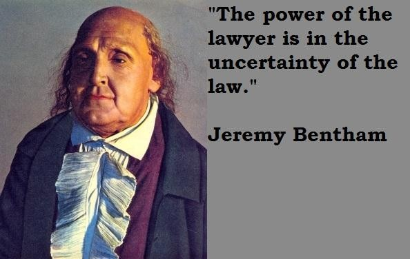 an analysis of the jeremy benthams utilitarianism Jeremy bentham (/ ˈ b ɛ n θ ə m / 15 february 1748 [os 4 february 1747] – 6 june 1832) was an english philosopher, jurist, and social reformer regarded as the founder of modern utilitarianism.