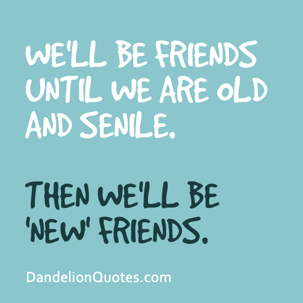 funny quotes about old friends quotesgram