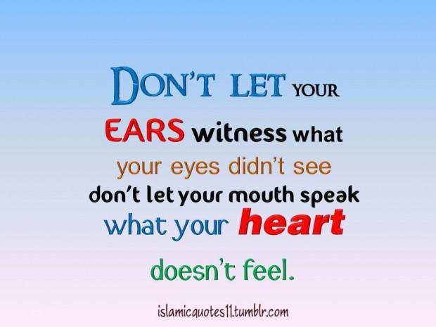 Deep Islamic Quotes. QuotesGram