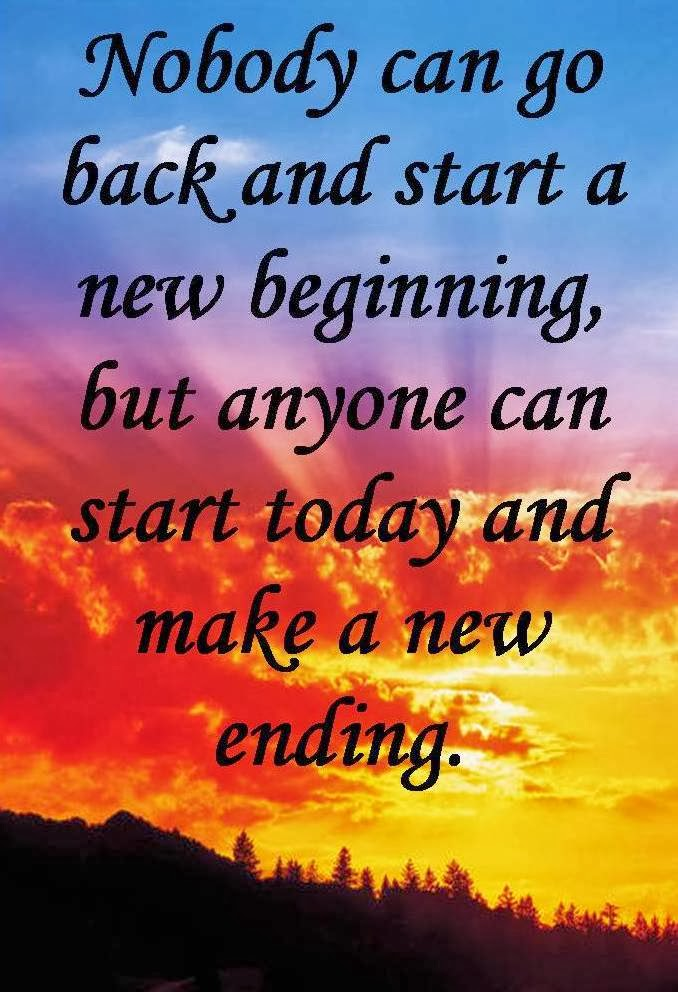 Endings And Beginnings In Tarot: Quotes About Beginnings And Endings. QuotesGram