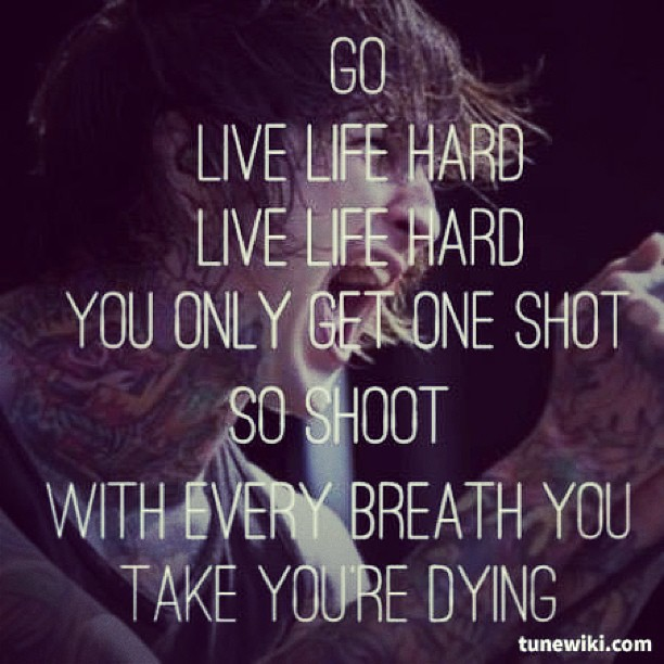 Suicide Silence Quotes