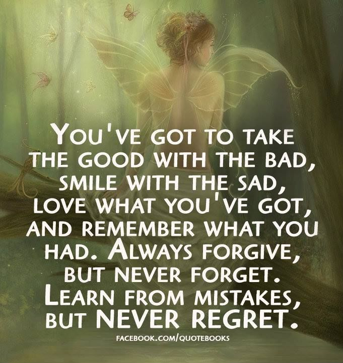 a mistake i will never forget A big one i made a few years back would be great to turn back the clock and undo what happened but it cannot be done so i must live with what i did, ask for forgiveness and move on.