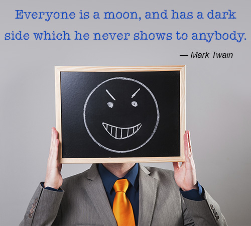 dark side of human nature Dark side of human nature quotes - read more quotes and sayings about dark side of human nature.