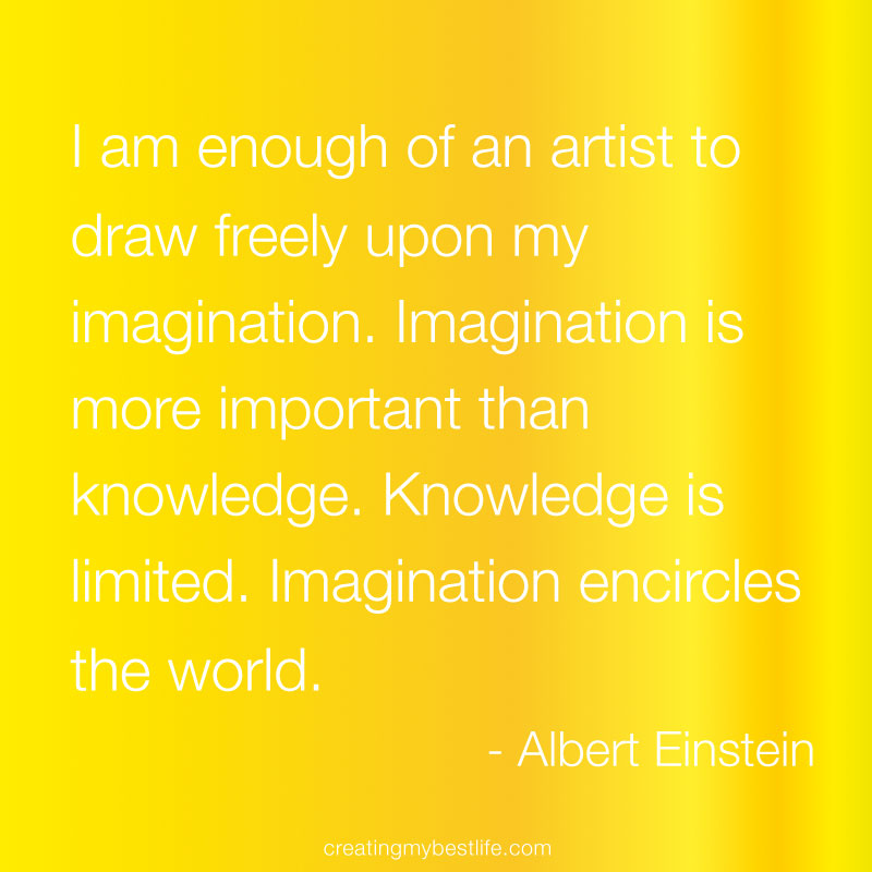 Einstein Quotes Imagination Is More Important Than Knowledge: Best Daily Life Quotes. QuotesGram