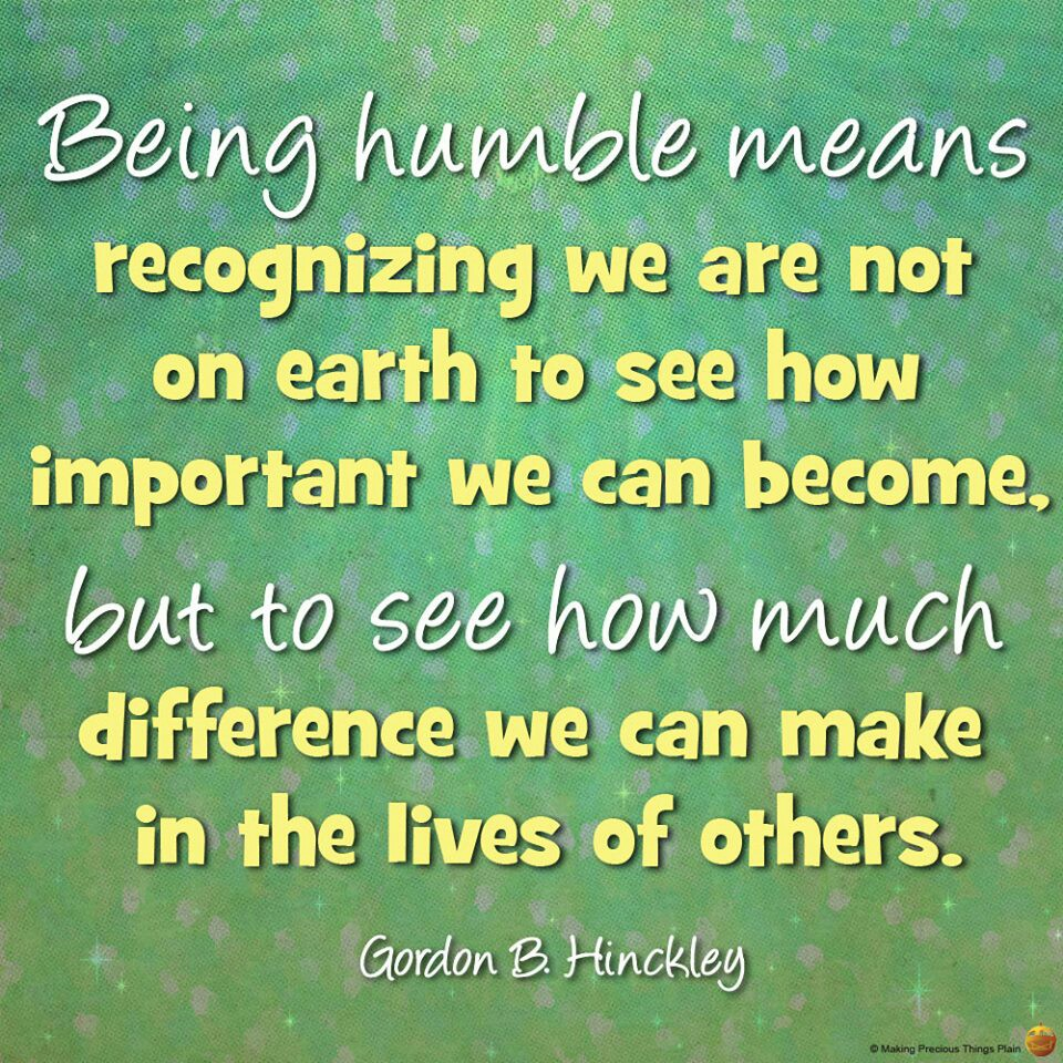 Inspirational Quotes About Being: Inspirational Quotes About Being Humble. QuotesGram