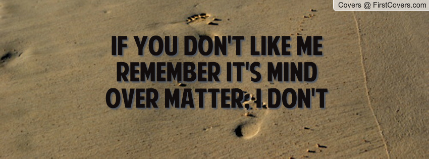 Matters Of The Heart Quotes Quotesgram: You Dont Matter Quotes. QuotesGram