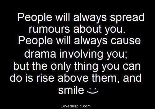 Rise Above People Quotes. QuotesGram