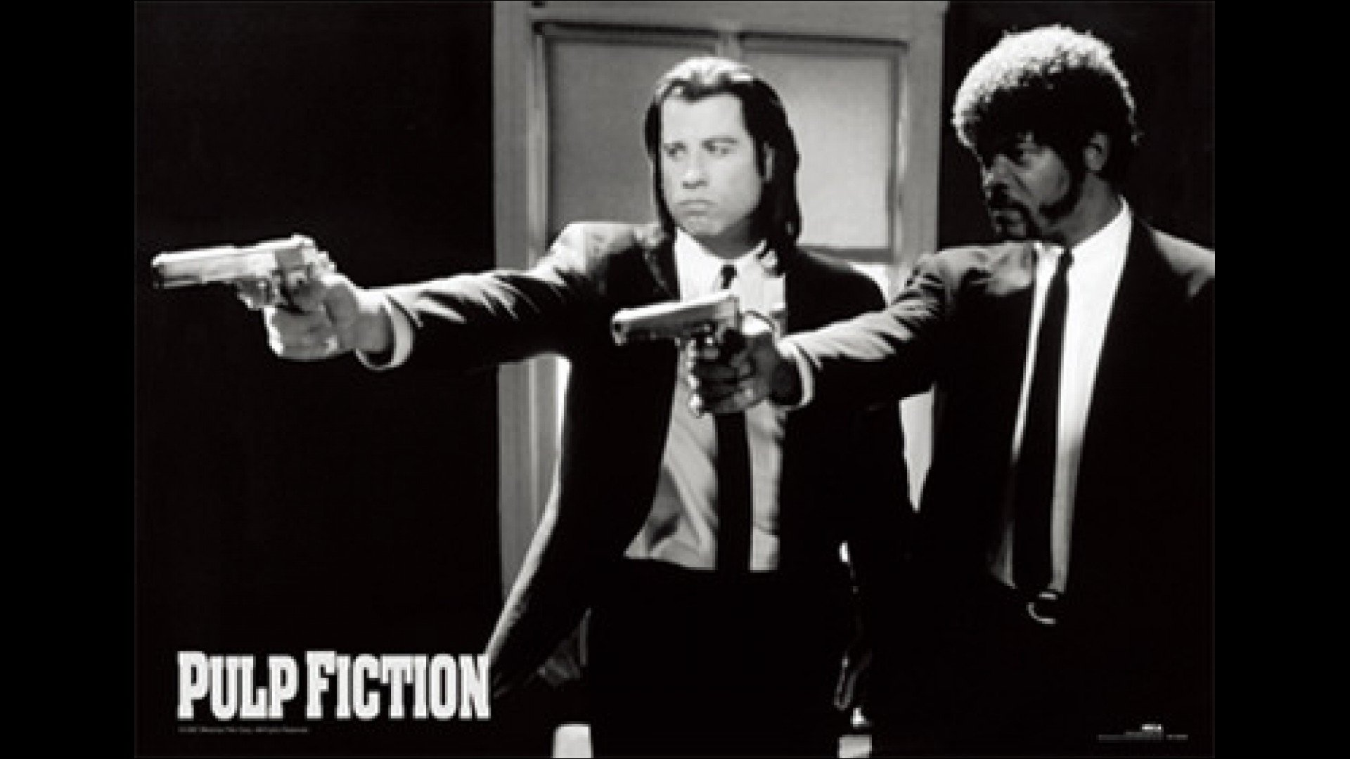 Pulp Fiction Quotes Wa...