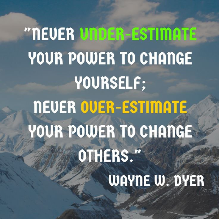 Change The World Change Yourself Quote: Change Yourself Quotes. QuotesGram